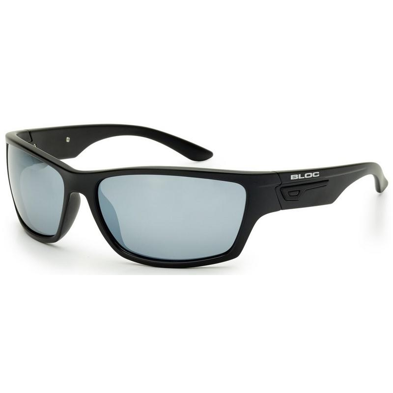 Bail Matt Black Sunglasses