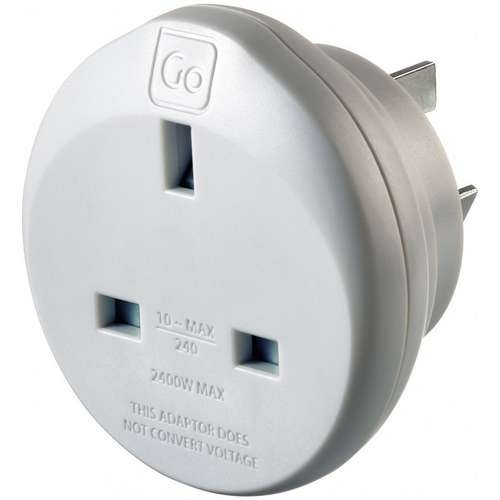 UK-AUS Adaptor 528