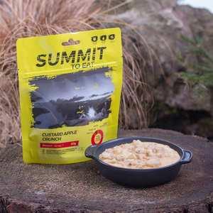 Camping Meal: Custard Apple Crunch