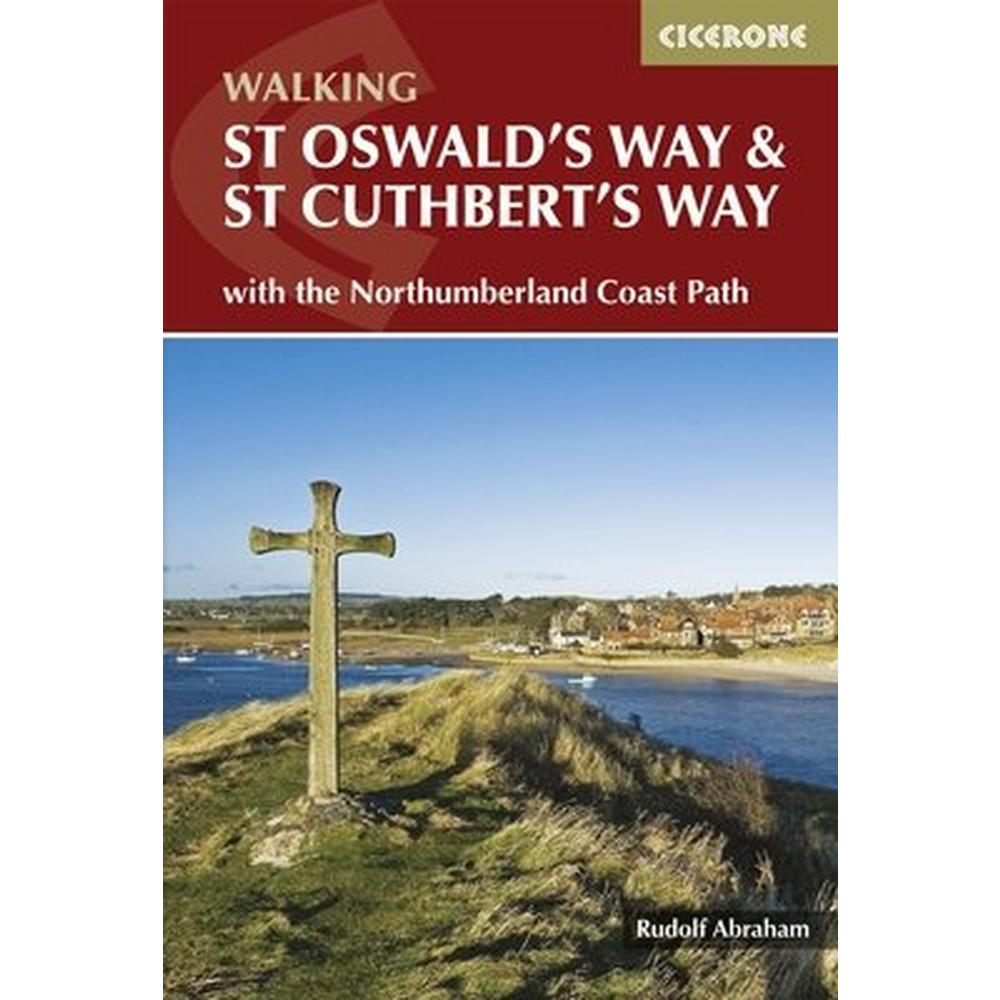Cicerone Guidebook: St Oswald's & St Cuthbert's Way