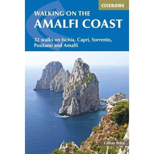 Walking On The Amalfi Coast