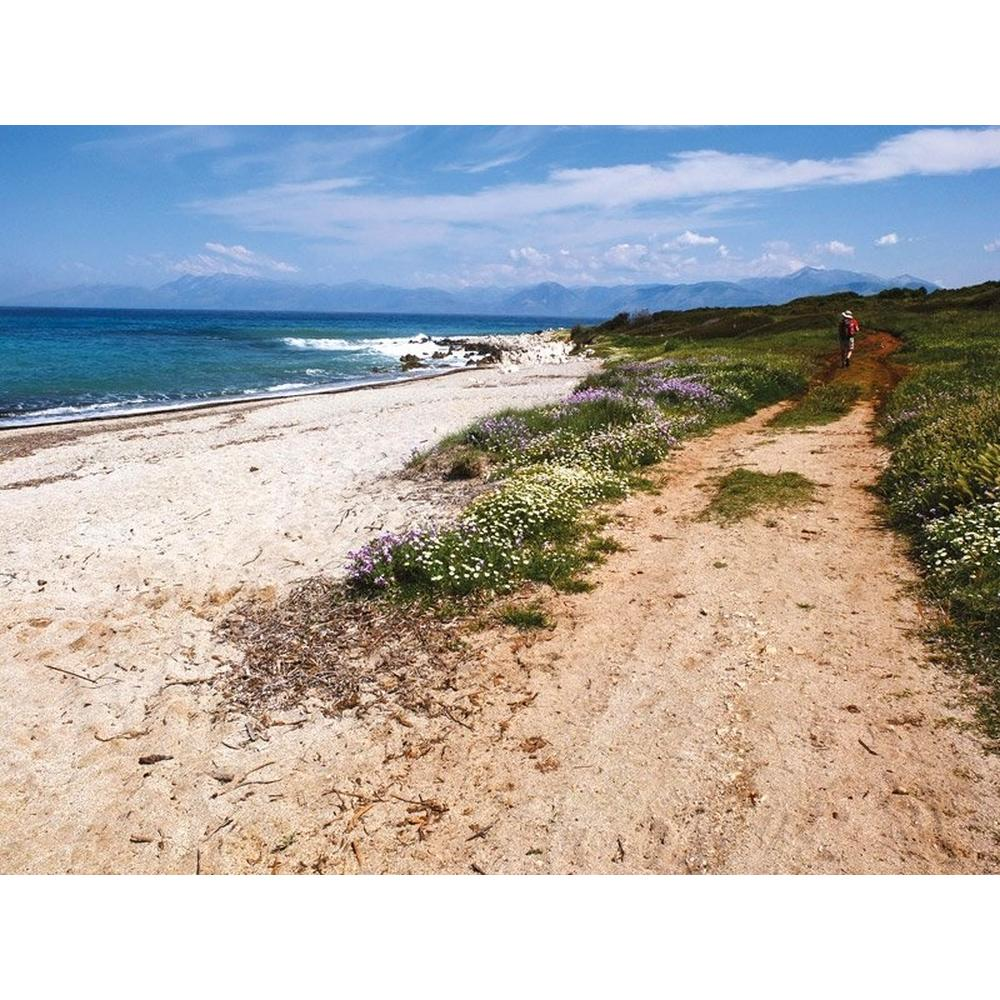 Cicerone Walking and Trekking On Corfu
