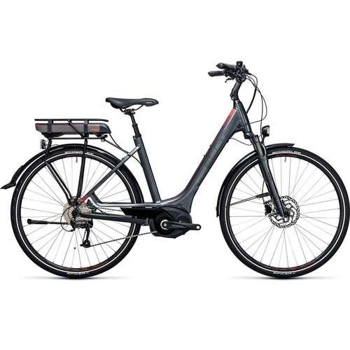 Women's Touring Hybrid 400 Electric Bike (2017)