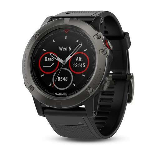 Fenix 5X GPS Watch