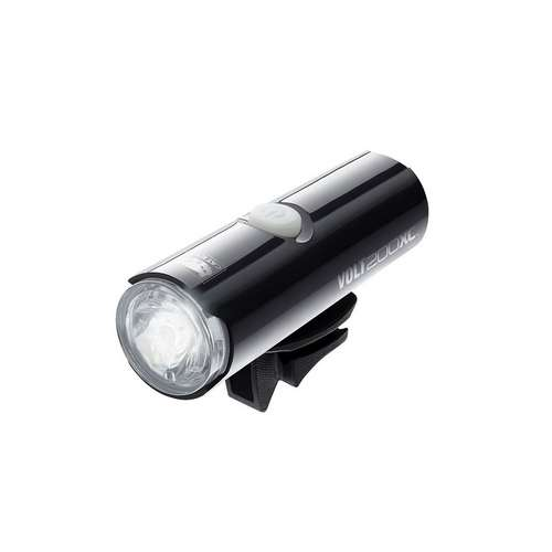 CATEYE VOLT 200 XC USB RECHARGEABLE FRONT LIGHT (200 LUMEN)
