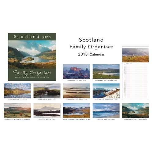 Scottish Family Organiser 2018