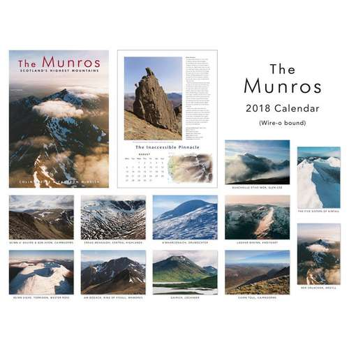 The Munros Calendar 2018