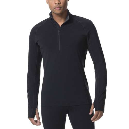 Men's Zone Long Sleeve 1/2 Zip Baselayer