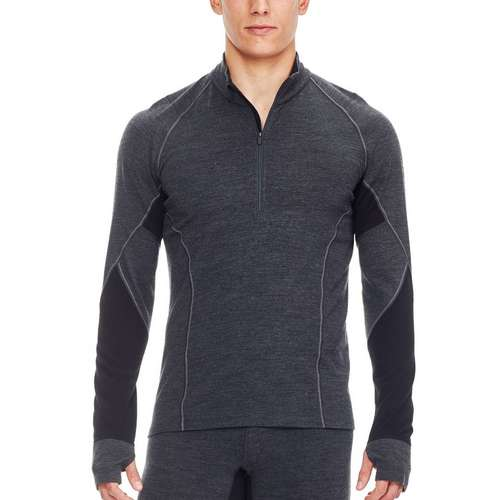 Men's Winter Zone Long Sleeve 1/2 Zip Baselayer
