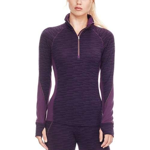 Women's Winter Zone Long Sleeve 1/2 Zip Baselayer