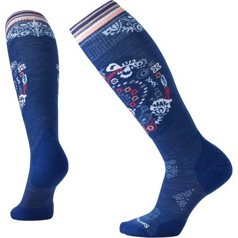 Smartwool Women's PhD® Ski Light Elite Pattern Sock