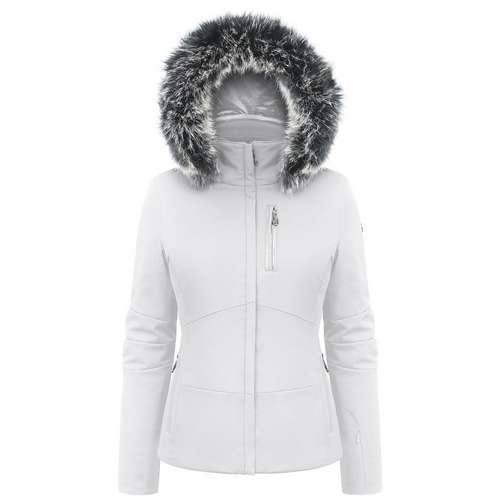 Women's Short Stretch Ski Jacket