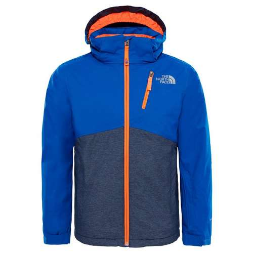 Boys' Youth Snowquest Plus Jacket