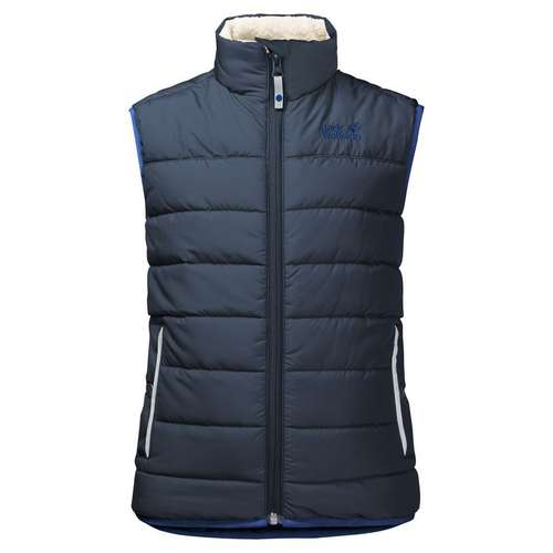 Kids' Black Bear Gilet