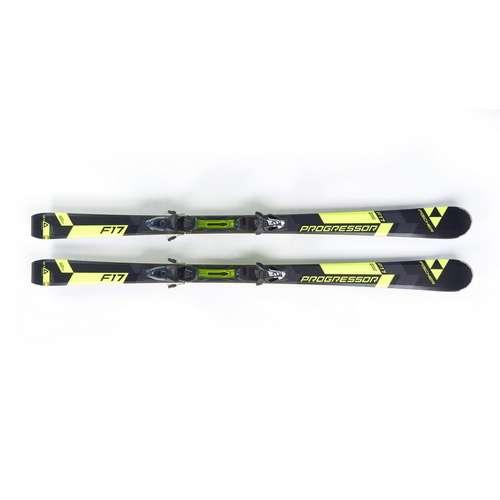 Progressor F17 Ski with RS 10 Power Rail Binding