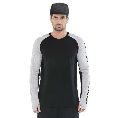 Men's Temple Tech Long Sleeve Top