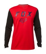 Contended Long Sleeve Tech Tee