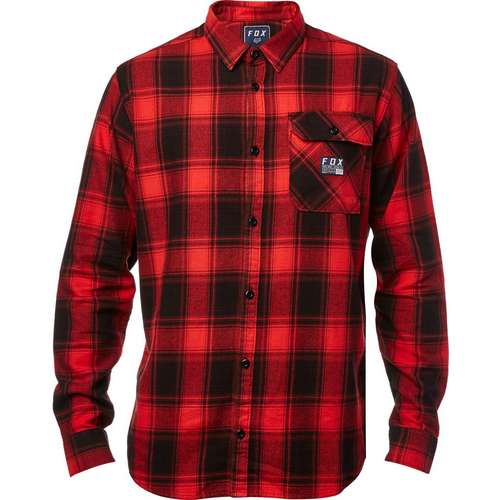 Voyd Flannel Shirt