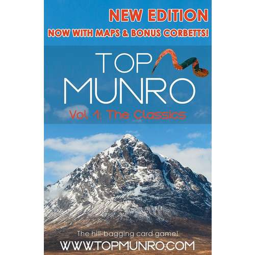 Top Munro Play Cards Vol. 1