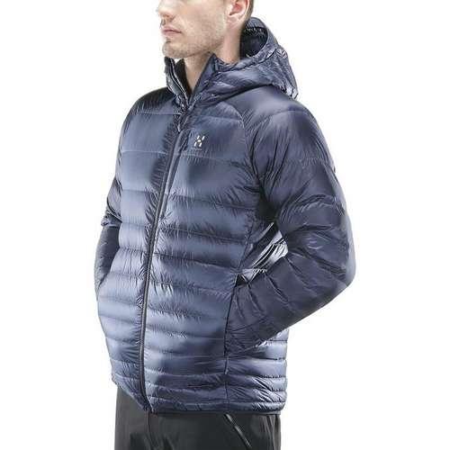 Men's Essens III Down Hooded Jacket