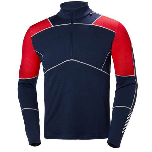 Men's Lifa Merino Max 1/2 Zip Base Layer