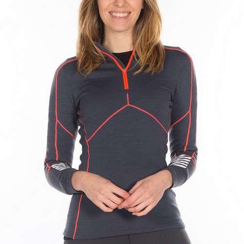 Women's Lifa Merino 1/2 Zip Base Layer