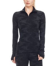 Women's Vertex Long Sleeve Half Zip Midlayer