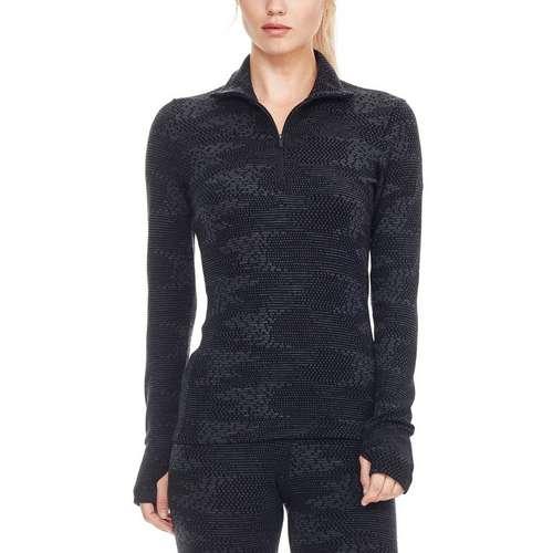 Women's Vertex Long Sleeve Half Zip Midlayer