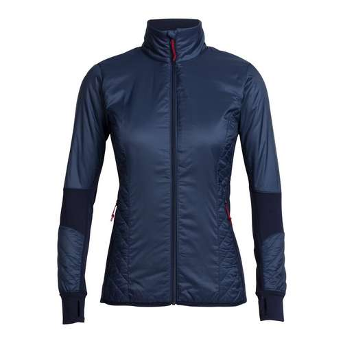 Women's Helix Long Sleeve Zip Jacket