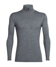 Men's Tech Top Long Sleeve 1/2 Zip