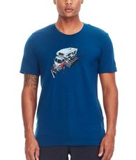 Men's Tech Lite Crewe Snow Bug T-Shirt