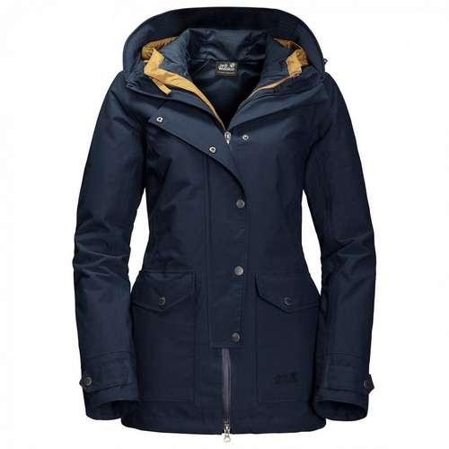 Women's Devon Island 3 In 1 Jacket