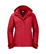 Women's Iceland Voyage 3 In 1 Jacket