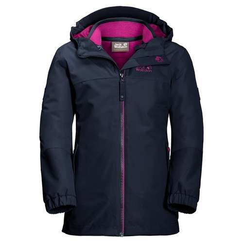 Kids' Girls Iceland 3 In 1 Jacket