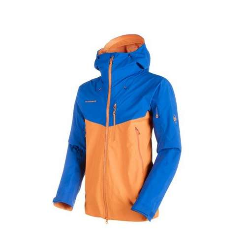 Men's Nordwand Pro Hard Shell Hooded