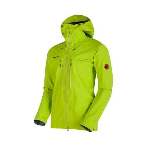 Men's Meron Hard Shell Hooded Jacket