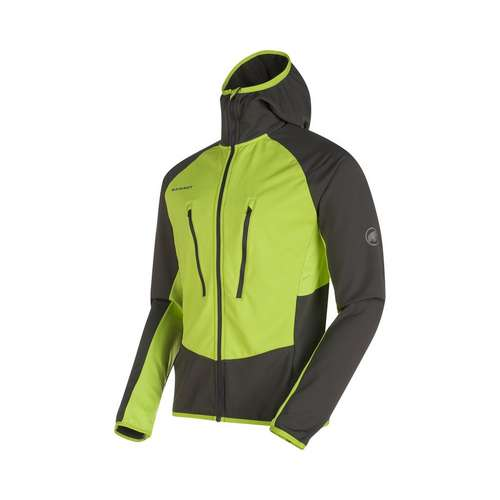 Men's Aenergy Light Mid Layer Hooded Jacket