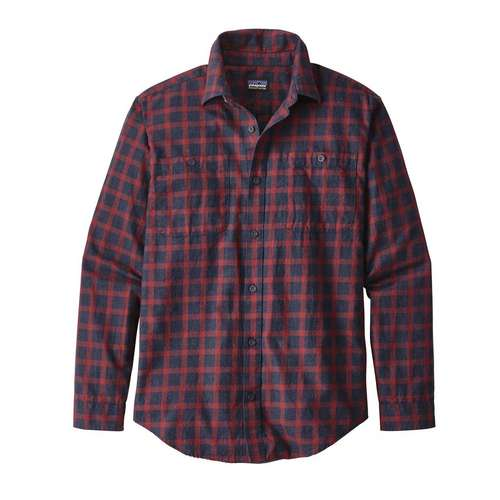 Men's Long Sleeved Pima Shirt
