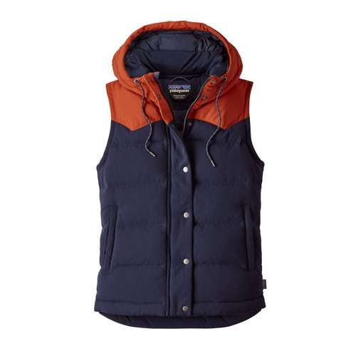 Women's Bivy Hooded Gilet