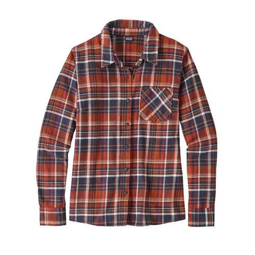 Women's Heywood Flannel Shirt