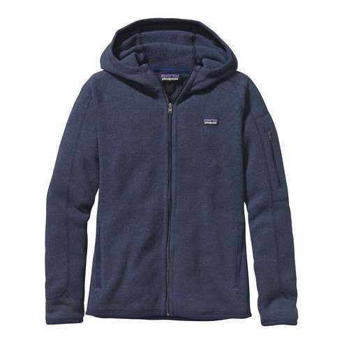 Women's Better Sweater Full Zip Fleece Jacket