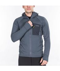 Men's Superflux Stretch Fleece Hoody