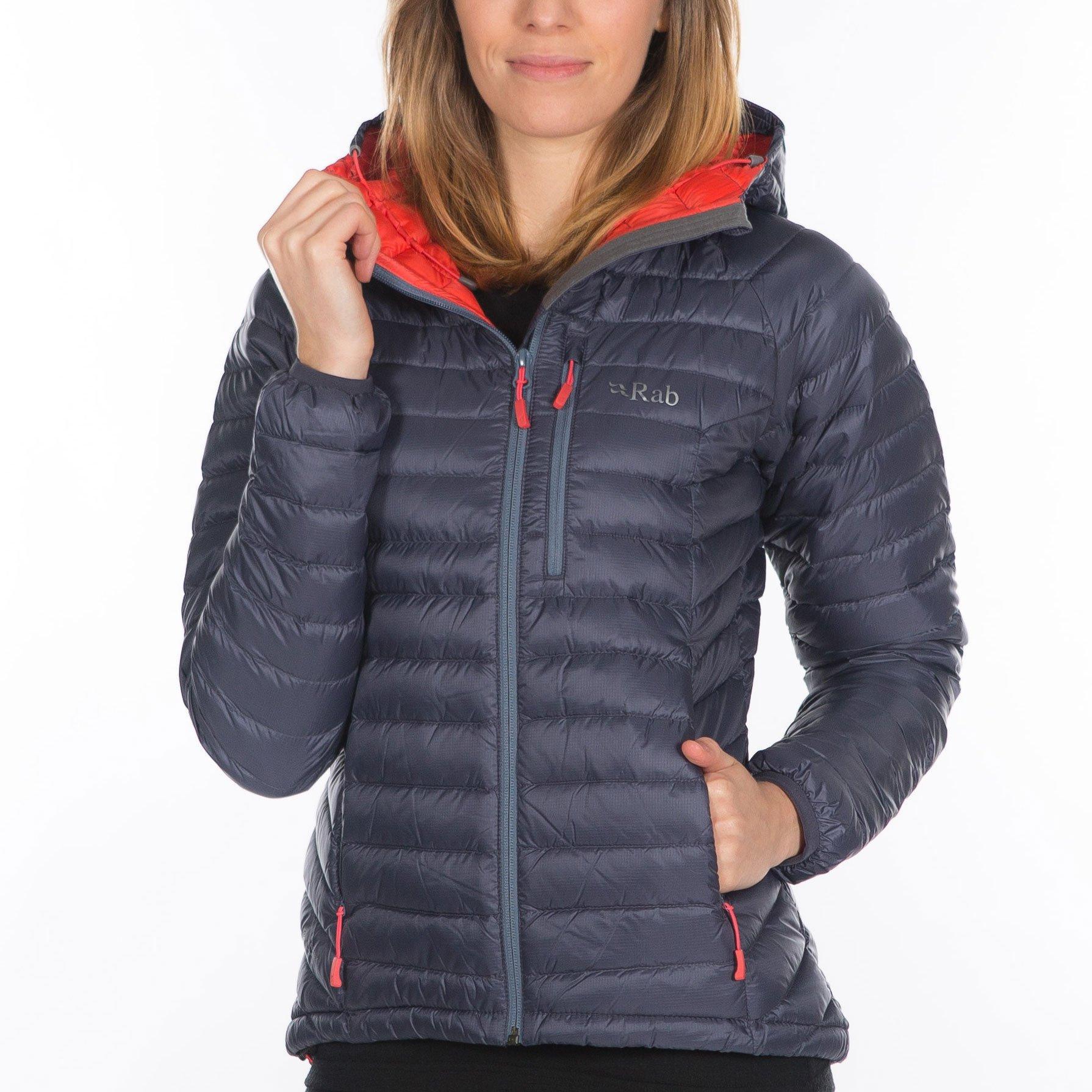 Rab puffa jacket womens