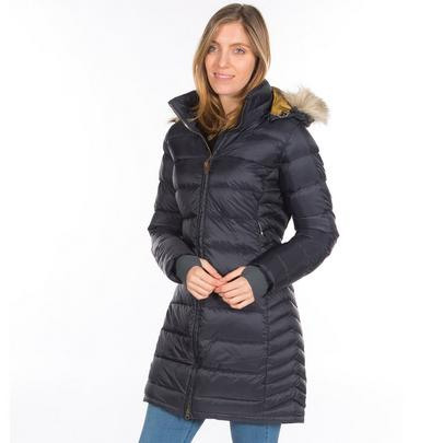 Rab Women's Deep Cover Parka - Deep Denim