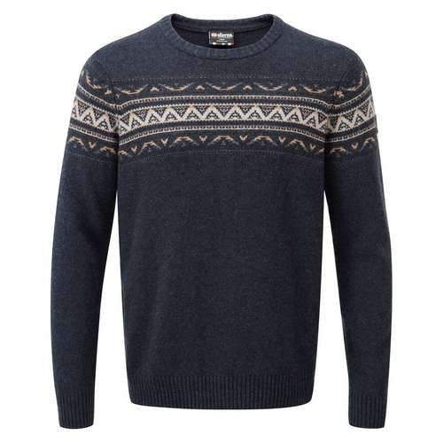 Men's Nathula Crew Sweater