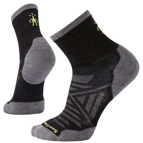 Men's Phd Run Cold Weather Crew Socks