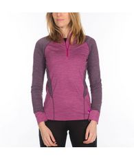 Women's Kara 1/2 Zip Base Layer Top
