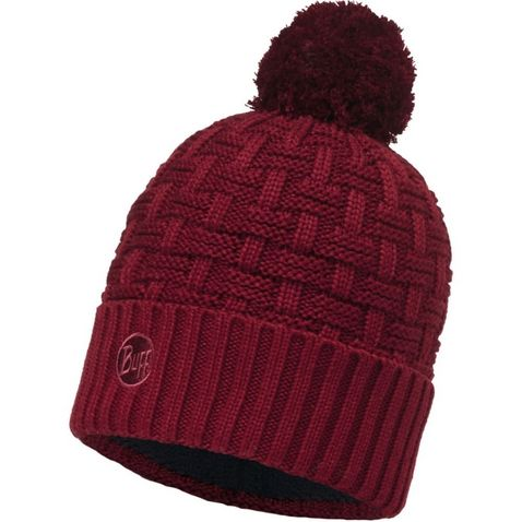 9326efbed13 Red Buff Airon Knitted Polar Hat