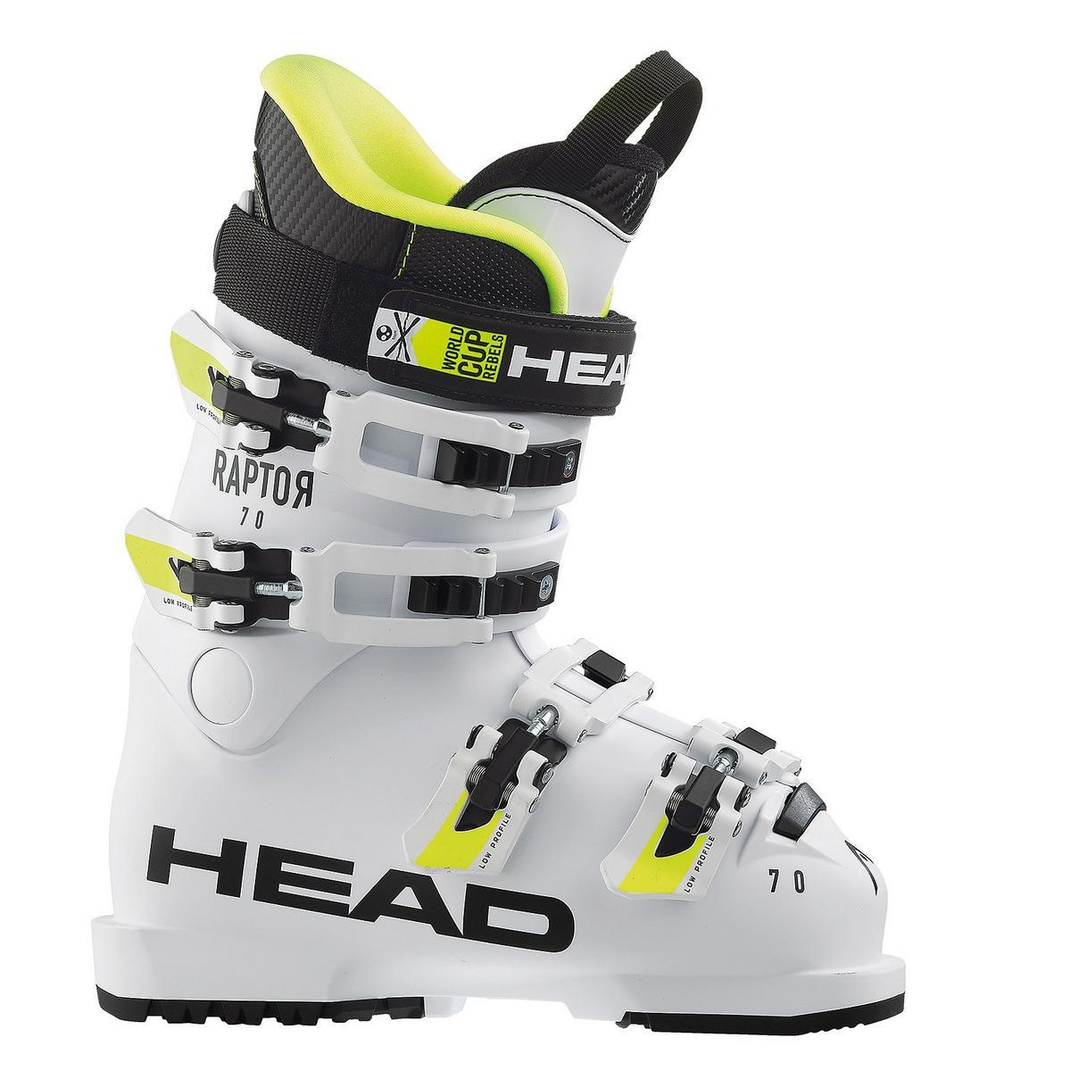 Head Kids' Raptor 70 Kids Race ski boots Ski Boot