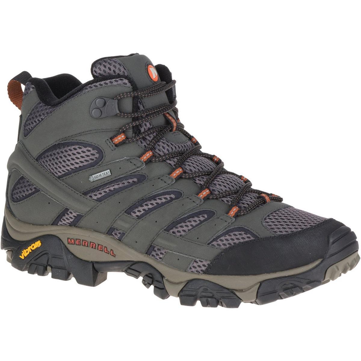 Merrell Men's Moab 2 Mid GORE-TEX Boot